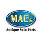Mac's Antique Auto Parts student discount